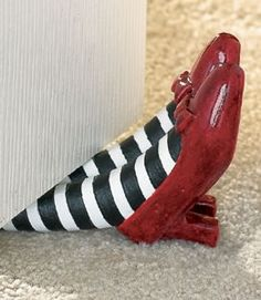 door stop- love this!!