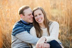 Sunrise engagement session in downtown Chicago by Laura Fisher Photography | www.laura-fisher-photography.com/blog/jenna-josh-engagement #chicago #engagement #photos #photography #chicagoweddingphotographers