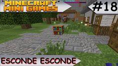 MINECRAFT MINI-GAMES - ESCONDE-ESCONDE - #18