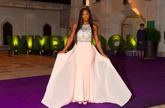 Serena Williams Slays at the Wimbledon Champions Dinner