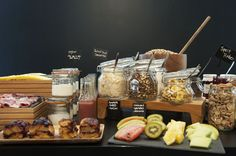 #ECOHOTELS #ORGANIC #SWD #GREEN2STAY Conscious Hotels  What makes our breakfast buffet even better? Knowing it's fully organic, our eggs come from happy chickens and our granola is homemade. Yum! #breakfast #organic #granola #bestmealoftheday - http://www.green2stay.com/uk-and-europe-eco-hotels