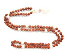 Yoga Gift- Rudraksha Moon Stone Chakra Prayer Mala Meditation Japamala 108+1 Beads Mogul Interior http://www.amazon.com/dp/B00PIBWIRO/ref=cm_sw_r_pi_dp_rWbzub1SH4TPZ