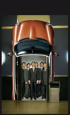 Creative and cool uses of elevators in advertising by various companies from all over the world.