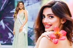 Can Shinata Chauhan from Uttar Pradesh represent India at Miss Grand International Miss India, Beauty Pageant, Meeting New People, Beauty Queens, Women Empowerment, Strong Women, Photo Galleries, Prom Dresses, Poses