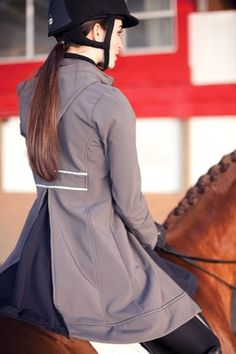 Asmar All Weather Rider I love this jacket..christmas? Keeps saddles from getting ruined by the rain too!