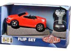 Fjernstyret bil, Flip Set Rød, 99 kr ved Fætter BR