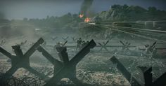 New World War II First Person Shooter Game in Development – Watch The Trailer