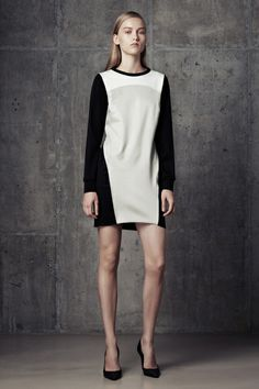 Helmut Lang Resort 2014 Collection Slideshow on Style.com