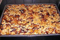 Illes schneller Pflaumenkuchen vom Blech 1