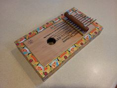 Thumb piano! - Simple DIY project