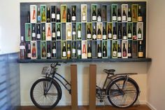Acme Fine Wines' Wall of Fame