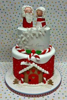 .christmas cake