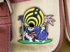 Bassnectar Hat Pin by ELISden on Etsy, $17.00
