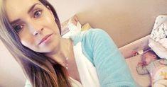 Rozczarowanie z lekką domieszką zdenerwowania następuje dokładnie wtedy, gdy matka uświadamia sobie, że wbrew powszechnie panującej opinii, poród to była jednak ta najłatwiejsza część macierzyństwa. 😂  .  .  #blog #migalniablog #nowypost #mamablog #blogerka #selfie #instaselfie #newborn #noworodek #baby #birth #mother #motherhood #childhood #portrait #instamatki #instamama #mom #daughter #córka #beauty #queen #blonde #princess #photography #parenting #parents #rodzice #igkids