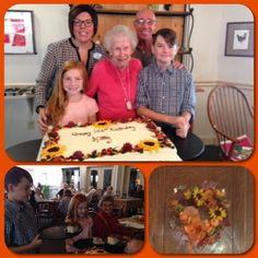 Juniper Village at Mount Joy: Happy 102nd Birthday!!