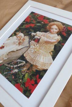 Poster foto bambole antiche.Vecchio poster di bamboleantiche, €12.00