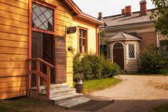 Kuopion korttelimuseo, museokahvila