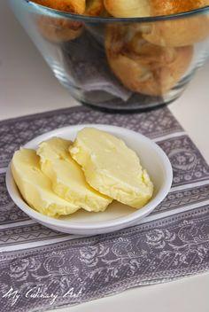 Domowe masło