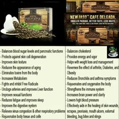 With Iaso Delgada Coffee you can lose up to 20 pounds in 20 days! Get yours today!!!