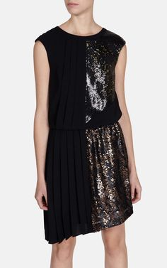 Платье с пайетками Karen Millen. Цвет , купить за 8551р
