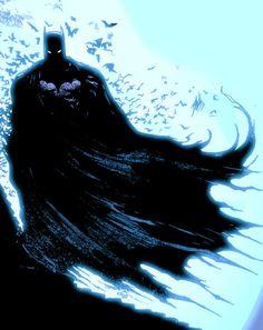 batmaneveryway: Batman - The Dark Knight #029