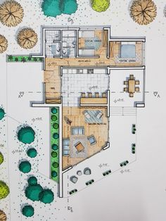 Plan Concept Architecture, Interior Architecture Drawing, Architecture Drawing Sketchbooks, Plans Architecture, Interior Design Sketches, Architecture Portfolio, Architecture Design, Portfolio D'architecture, Architectural Floor Plans
