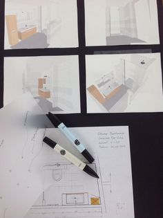 Ontwerp designbadkamwe