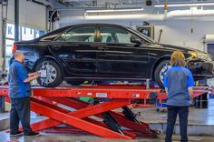 Auto Repair Service at Hogan & Sons Tire and Auto in Winchester, VA. Visit www.hoganandsonsinc.com
