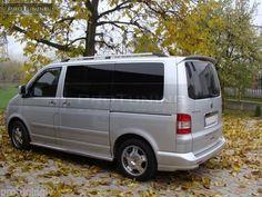 VW t5 Transporter-Multivan-Caravelle-rear-bumper-flaps-extension-add-on
