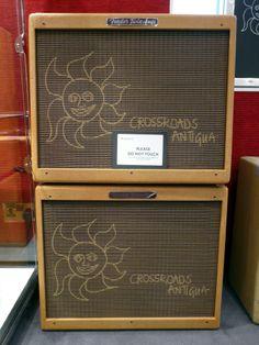 Fender Twin Amp for Cross Road Guitar Festival