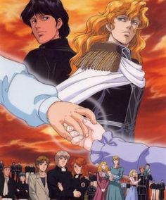 Legend of the Galactic Heroes Part 4: Conspiracy | Reverse Thieves  http://ru-logh.livejournal.com/