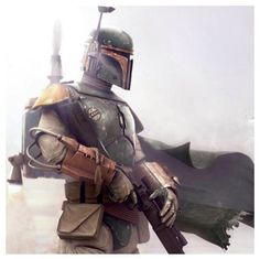 Always hunting, Fett