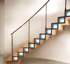 Staircase design by Marretti Company