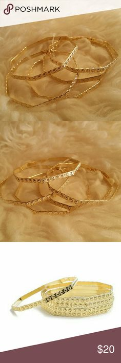 Sun Print Bracelets Sun Print Bracelets. Color: Gold. **Free Shipping: Submit offer for $6 less and I will accept.** Jewelry Bracelets