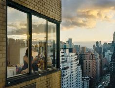 Gail Albert Halaban 'Out My Window'