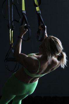 Never settle! TRX training