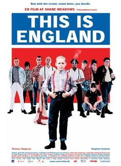 This Is England (Danish) 11x17 Movie Poster (2006)