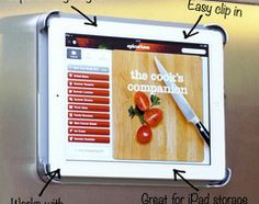 Why Your Kitchen Wants Its Own iPad