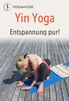 Yin Yoga 4 – Lift your heart, be happy - Yoga Fitness Ideas Vinyasa Yoga, Sanftes Yoga, Yoga Flow, Yoga Meditation, Yoga Fitness, Fitness Workouts, Hip Workout, Jnana Yoga, Yoga Inspiration