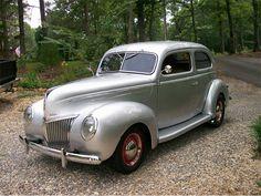 Pho1939 Ford Deluxe  ClassicCars.com & Hemmings Motor News