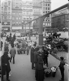 Union Square (NYC) in 1905