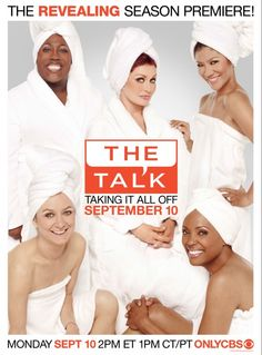 The Talk Photos: Taking It All Off on CBS.com