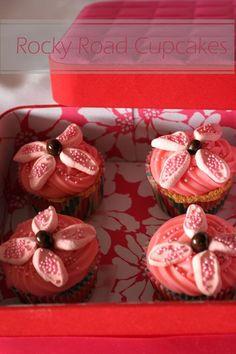 valentine cupcake walk