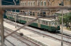 TrainScape: Diorama basado en Vadollano. 51 Model Trains, Scenery, Plane, Miniatures, Car, World, Dioramas, Historia, Blue Prints