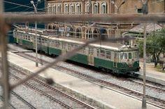 TrainScape: Diorama basado en Vadollano. 51 Model Trains, Scenery, Plane, Miniatures, Car, World, Dioramas, Historia, Blue Prints
