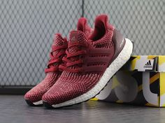 7c679fddc adidas Ultra Boost 3.0 Burgundy Collegiate Burgundy Collegiate