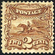 Pony Express - Wikipedia