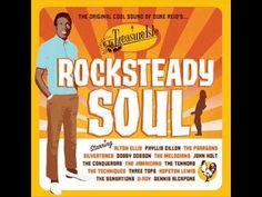 Rock Steady Soul -Original Cool Sounds of Duke Reid's Treasure Isle- (fu...