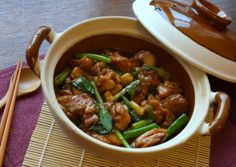 Tasting Taiwan & a Three Cup Chicken recipe - boyeatsworld Cute Food, Good Food, Three Cup Chicken, Taiwan Food, Asian Recipes, Ethnic Recipes, Middle Eastern Recipes, White Meat, International Recipes