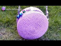 Crochet || macaron crochet bag || preview - YouTube